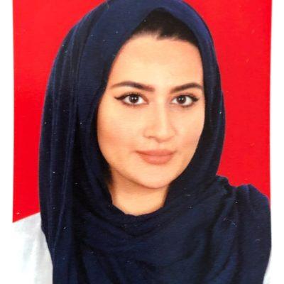Portread o Maryam Wahid