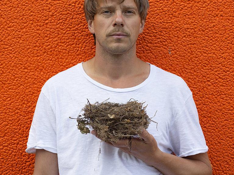 Portrait of Michal Iwanowski