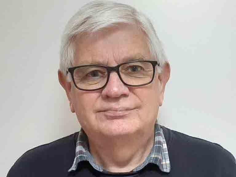 Portrait of John Manley