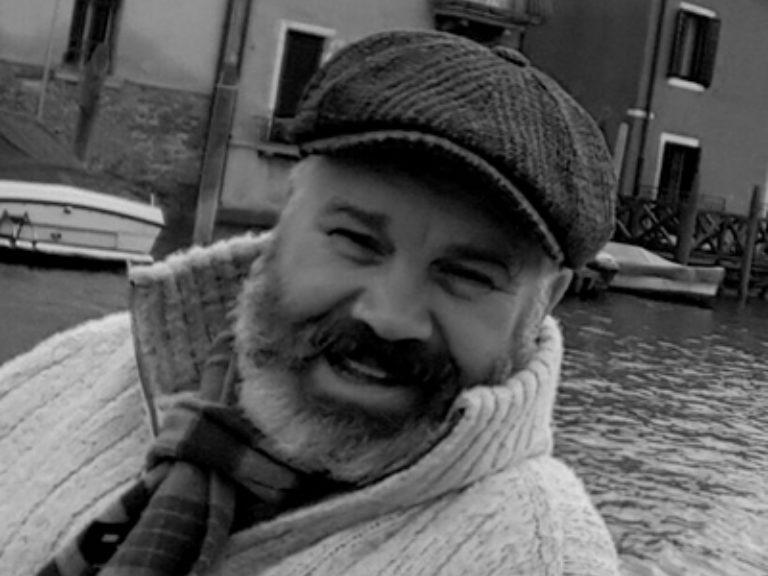 Portrait of Marc Arkless