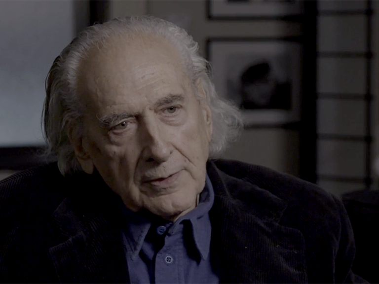Find out more: Stanley Moss on meeting Dylan Thomas
